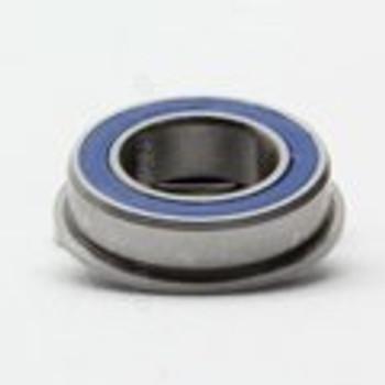 3x6x2.5 Ceramic Flanged Rubber Sealed Bearing MF63-2RSC