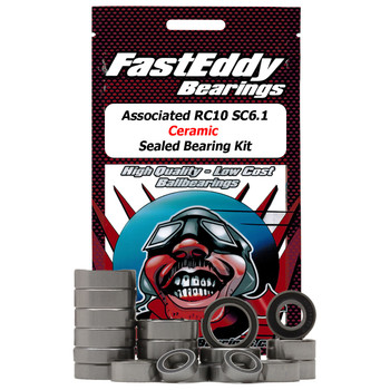 Team Associated RC10 SC6.1 Ceramic Sealed Bearing Kit