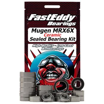Mugen MRX6X Ceramic Sealed Bearing Kit