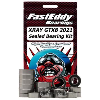 XRAY GTX8 2021 Sealed Bearing Kit