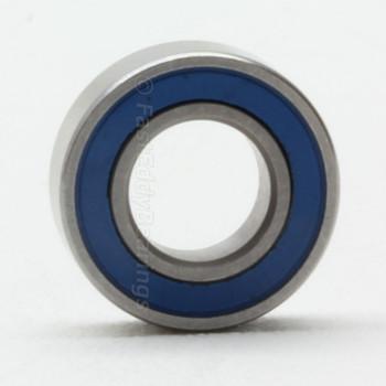 6x12x4 Ceramic Rubber Sealed Bearing MR126-2RSC