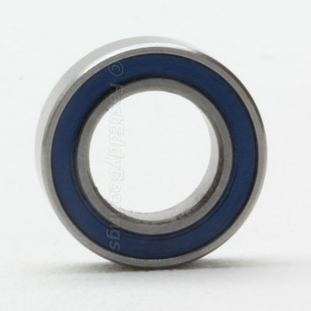 8x14x4 Ceramic Rubber Sealed Bearing MR148-2RSC