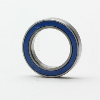 12x18x4 Ceramic Rubber Sealed Bearing 6701-2RSC