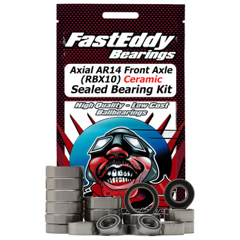 Axial AR14 Front Axle (RBX10) Ceramic Sealed Bearing Kit