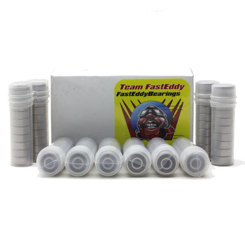 1/4x5/8x.196 Rubber Sealed Bearing Stainless Steel SR4-2RS (100 Units)