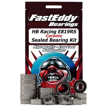 HB Racing E819RS Ceramic Sealed Bearing Kit