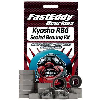 Kyosho RB6 Sealed Bearing Kit