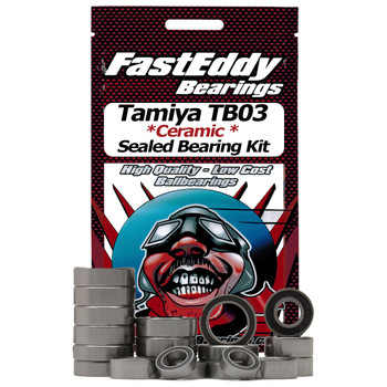 Tamiya TB03 Ceramic Sealed Bearing Kit