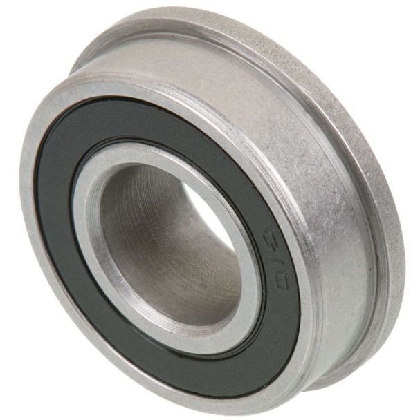6x12x4 (FLANGED) Rubber Sealed Bearing MF126-2RS