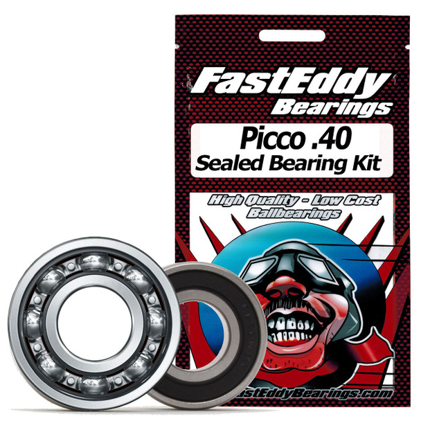 Picco .40 Sealed Bearing Kit