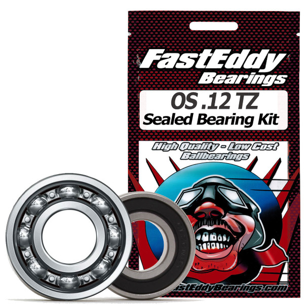 OS .12 TZ Sealed Bearing Kit