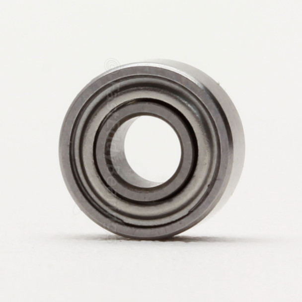 1/8x1/4x7/64 Ceramic Metal Shielded Bearing R144-ZZC