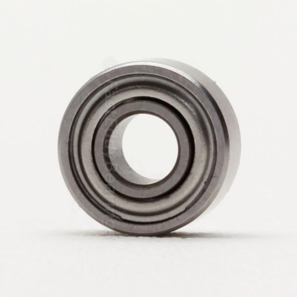 1/8x1/4x7/64 Ceramic Metal Shielded Bearing R144-ZZC