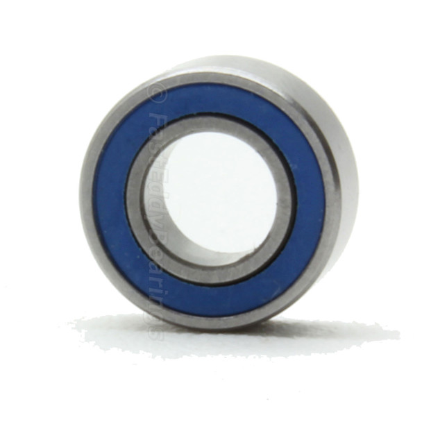 10x19x5 Ceramic Rubber Sealed Bearing 6800-2RS