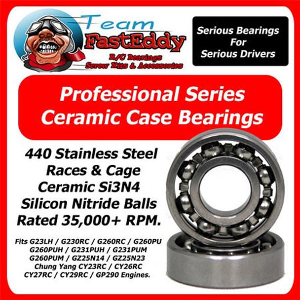 Crank Bearing sets CY/Zen Ceramic Balls