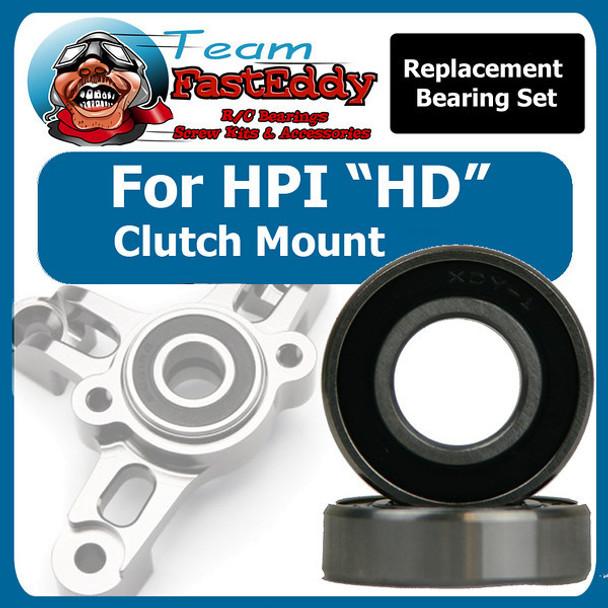 Kupplungslagersatz für HPI HD-Kupplungshalter