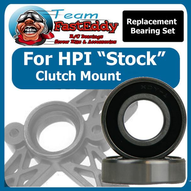 Clutch Bearing Set for Stock HPI Baja Carrier