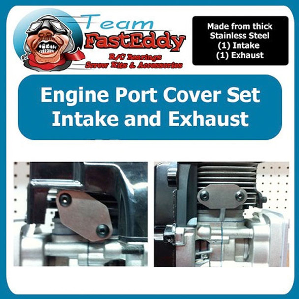 Engine Port cover set (1290-TFE)