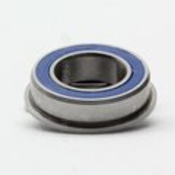 5x10x4 (FLANGED) Ceramic Rubber Sealed Bearing MF105-2RSC