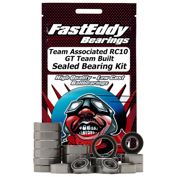 Team Associated RC10 GT Team Built Sealed Bearing Kit
