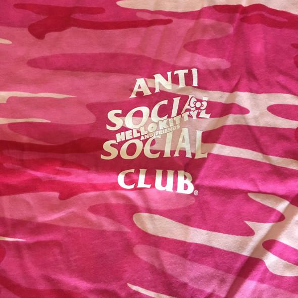 Anti Social Social Club Hello Kitty Sz XXL