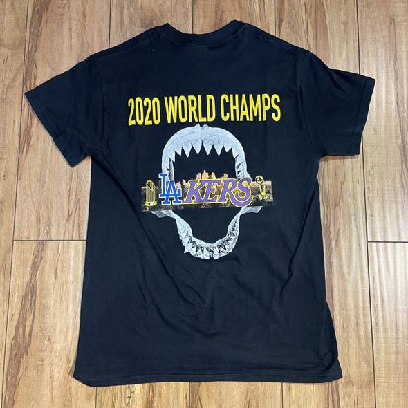 .Endangeredla 2020 Champions Tee Black Sz XL