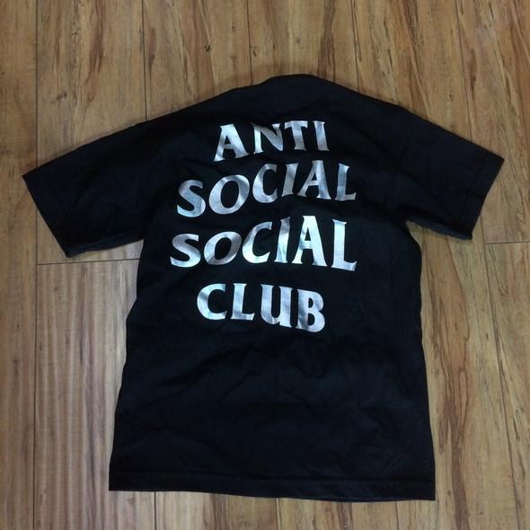 Anti Social Social Club Tee Sz S