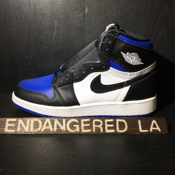 Air Jordan 1 Royal Toe Sz 5