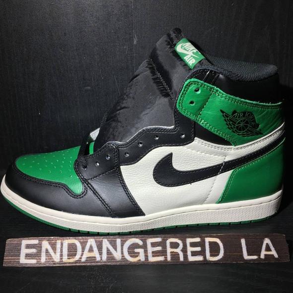 Air Jordan 1 Pine Green Sz 11.5