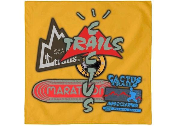 Travis Scott Cactus Trails Bandana Gold
