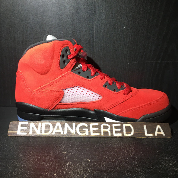 Air Jordan 5 Raging Bull 21' Sz 5