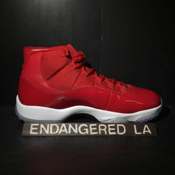 "Air Jordan 11 ""Win Like 96"" Sz 7.5"