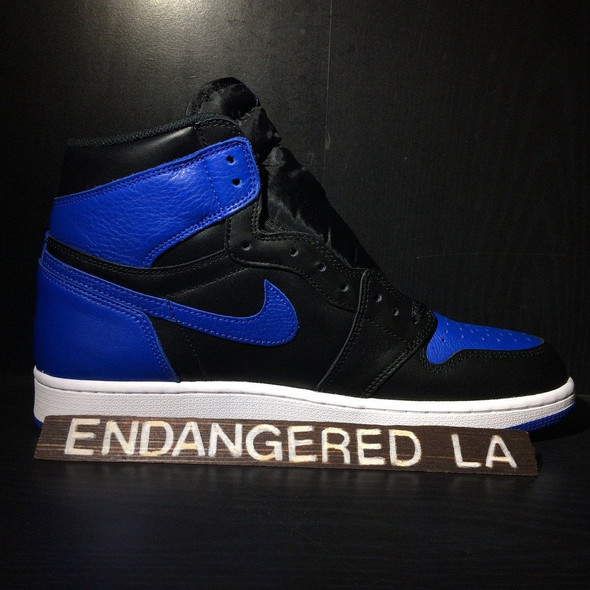 Air Jordan 1 Royal 17' Sz 12