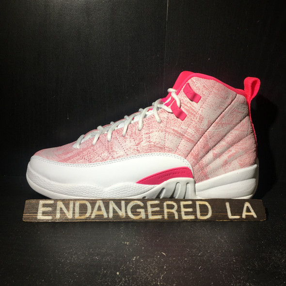 Air Jordan 12 Arctic Punch Sz 5