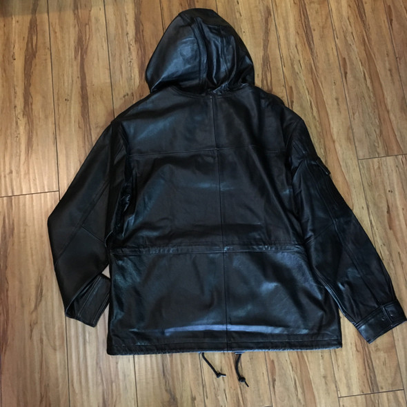 Supreme Anorak Leather F/W 18' Sz M