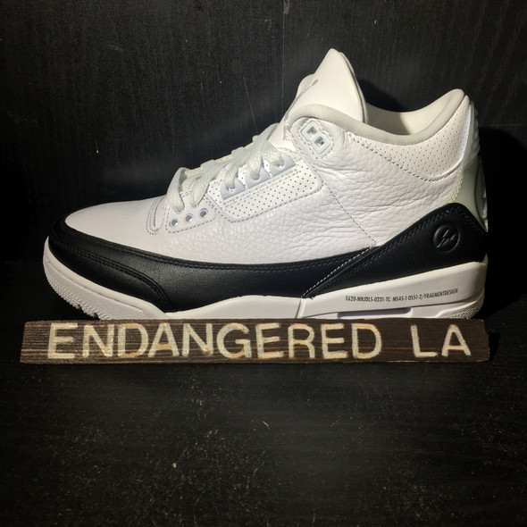 Air Jordan 3 Fragment Sz 7.5
