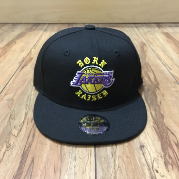 Born & Raised Lakers (Youth) 1