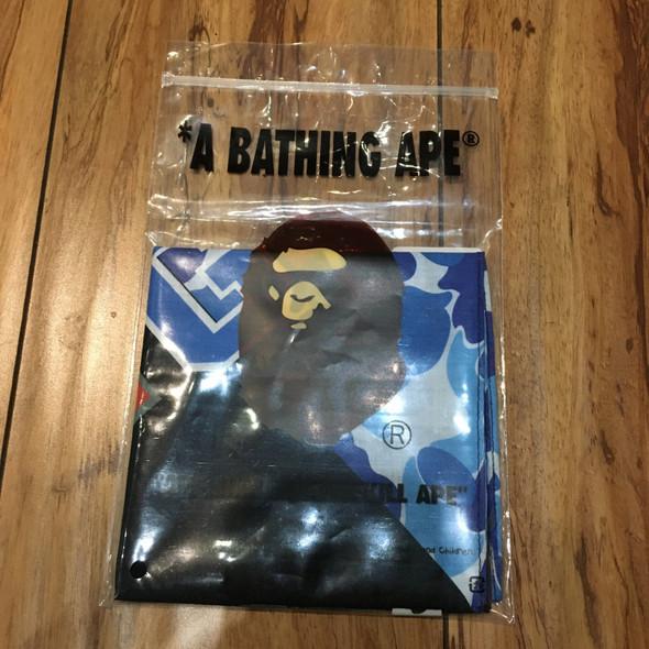 Bape ABC Shark Bandana Blue Camo 1