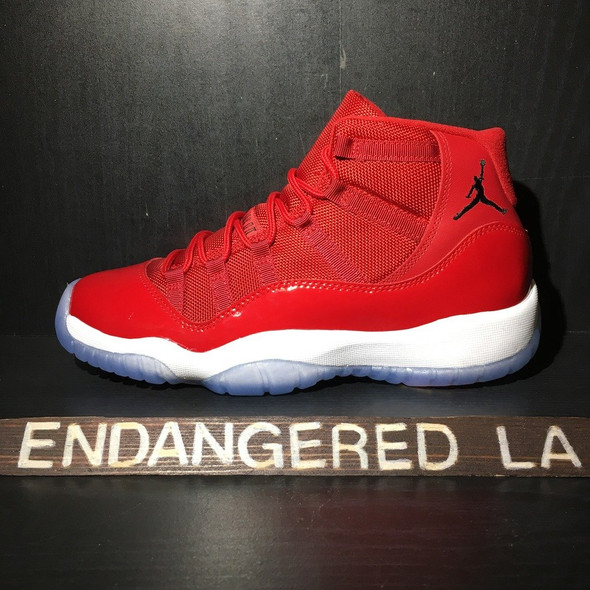 "Air Jordan 11 ""Win Like 96"" Sz 4 1"