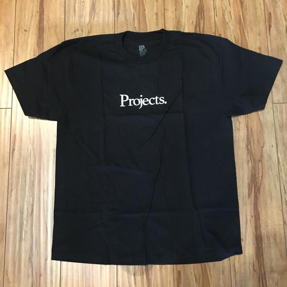 Brooklyn Projects Uncivilized Tee Black Sz L