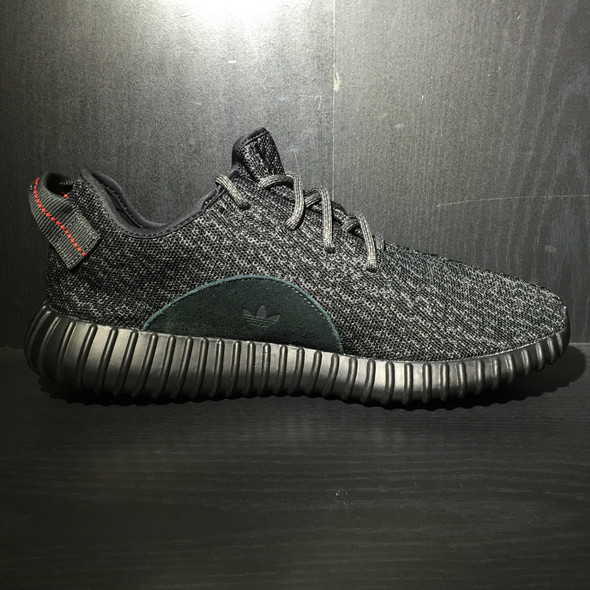 Yeezy 350 Pirate Black 16' Sz 9.5
