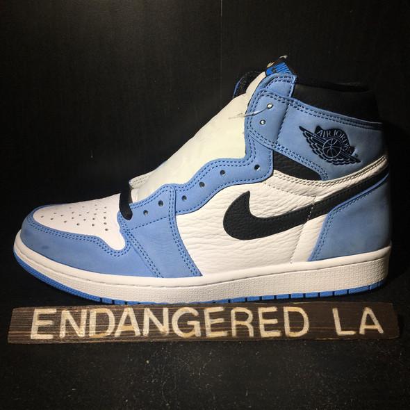 Air Jordan 1 University Blue Sz 10