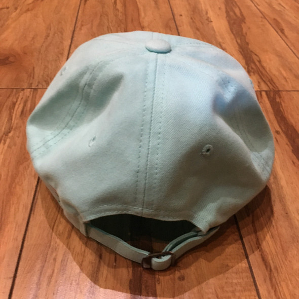 From The Ground Up City of Roses Pasadena Turquoise Dad Hat (#6420)