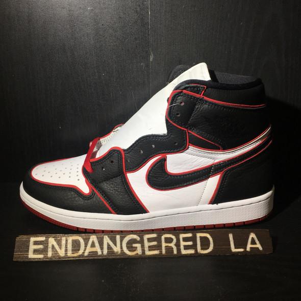 Air Jordan 1 Bloodline Sz 8