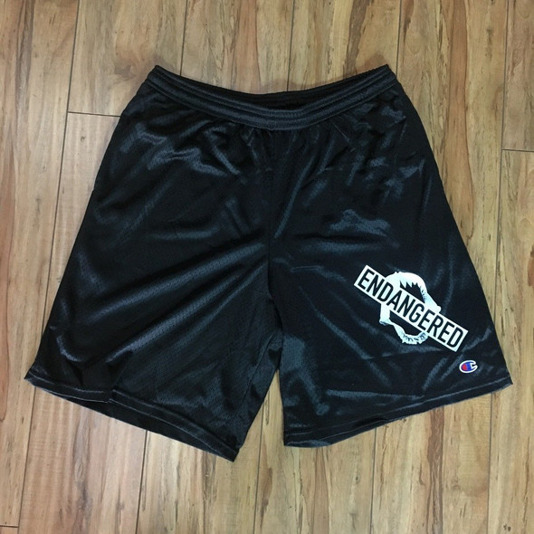.Endangeredla Shorts Sz 2XL