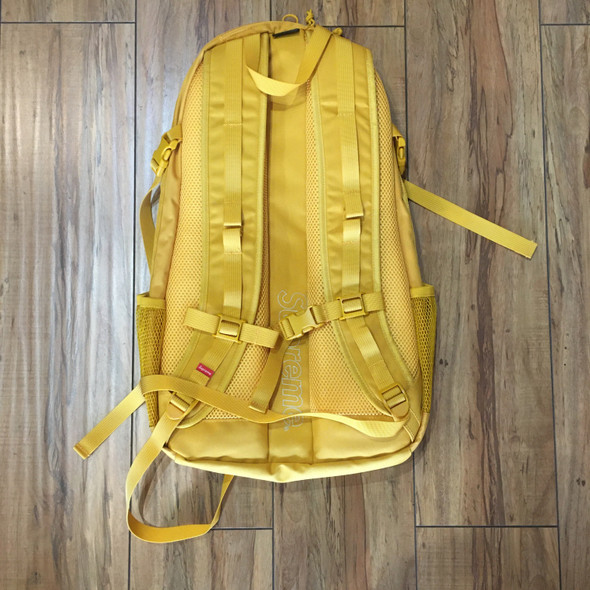 Supreme Backpack Gold S/S 20'