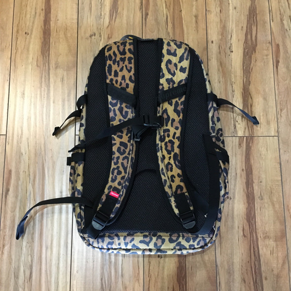 Supreme Backpack Leopard F/W 20'