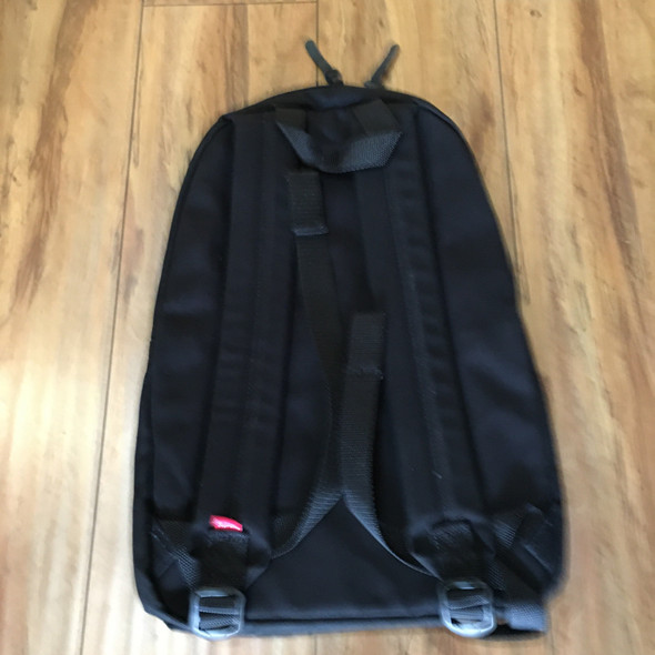 Supreme Backpack Canvas Black F/W 20'
