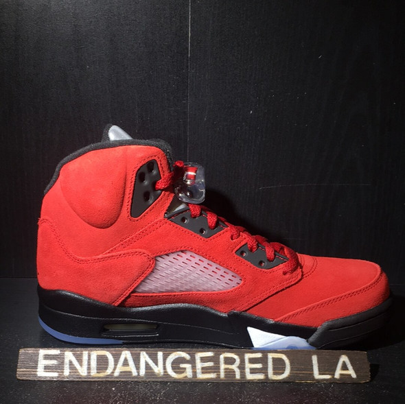 Air Jordan 5 Raging Bull 21' Sz 7.5