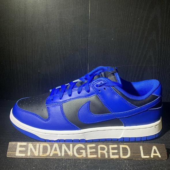 Nike Dunk Low Hyper Cobalt Sz 4Y (#20249)